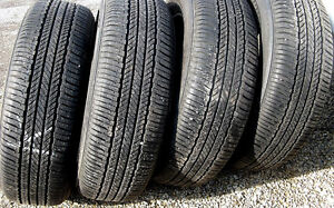 205 55 16 Used Bridgestone Turanza Tires For Sale FULL SET OF 4