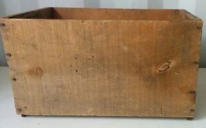 Vintage wooden Boxes60.00 or 15.00 each
