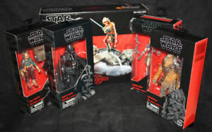 "Star Wars Black Series 6"" figures"