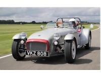 Caterham Super Sprint Latest Super Sprint 60 Number 12 Delivery Soon