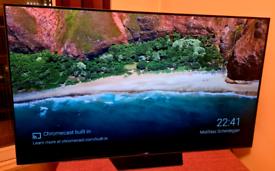 """Sony Bravia 4K OLED 55"""" Android TV - Kd55af8bu"""