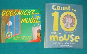 Count to 10 with a Mouse and Goodnight Moon