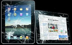 iPad 2 3 4 Mini Air 5 Cracked Screen Glass LCD Repair *FAST*