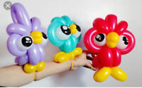 WANTED: Balloon Twisting for August 18