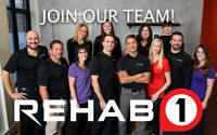 We are on the hunt for a: Registered Massage Therapist