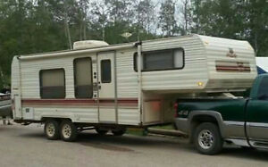 25' Prowler 5th wheel