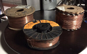 Solid Welding Wire spools