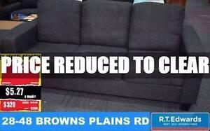 Apollo 3 Seat Sofa Browns Plains Logan Area Preview