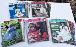 29 magazines 100 Idées