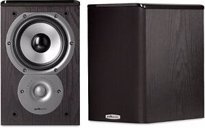 NEW Polk Audio T300 100-Watt Bookshelf Speakers  Favourite  Prin