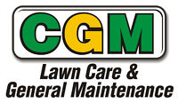 ***CGM Lawn Care & General Maintenance***