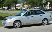 2001 Ford Focus SE Sedan