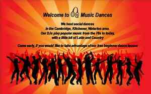 Friday Night Dance Party with Q Music Dances in Kitchener (ST) Stratford Kitchener Area image 1