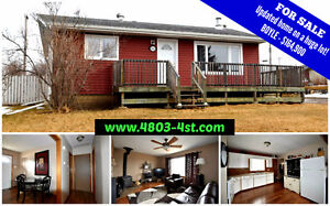 FOR SALE - updated 2bdrm home in Boyle!