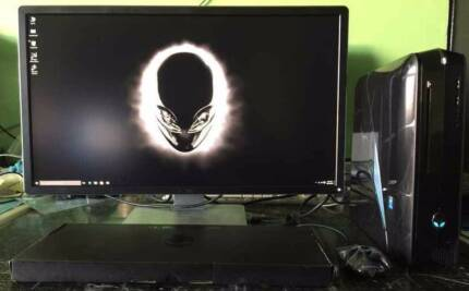 Alienware X51 Gaming i5 3.4G 8G 1TB invoice & warranty 24 Monitor Rockdale Rockdale Area Preview
