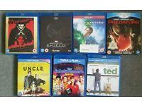 Blu ray movie bundle