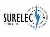 Surelec Electrical Ltd- Your N°1 Electrician- NICEIC APPROVED CONTRACTOR- 24/7 Call Out