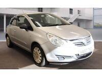 Vauxhall, CORSA, Hatchback, 2007, Manual, 1229 (cc), 3 doors, low miles