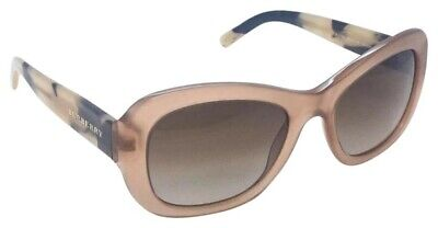Women'sBurberry 4189 3549/13 Brown Sunglasses  Measurements: 54