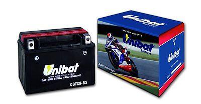 Yuasa Yt9b Bs Battery Replacment   Unibat Ct9b Bs   Yamaha