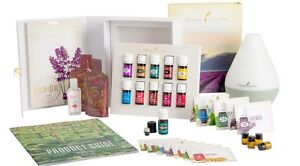 ALWAYS WANTED TO TRY ESSENTIAL OILS?