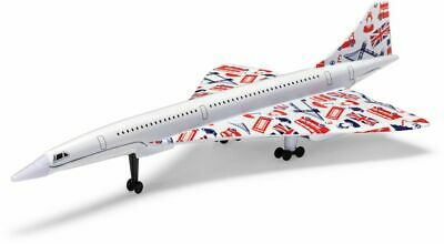 CORGI GS84007 BEST OF BRITISH CONCORDE diecast model aircraft