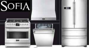 https://aniks.ca/ European Appliance Packages Renovation Sale- Everything MUST Go ASAP