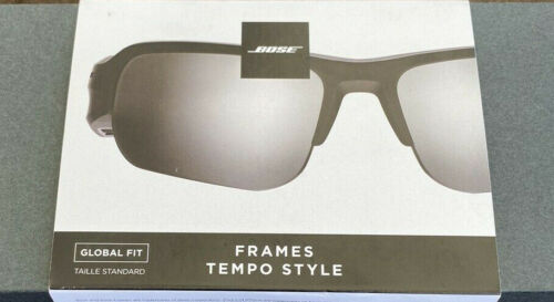 Bose Frames Tempo Sports Bluetooth Audio Sunglasses W/ Polarized Lenses SEALED