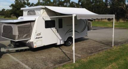 Jayco Expanda 16.49-1 PRICE REDUCED TO SELL GRAB A BARGAIN North Nowra Nowra-Bomaderry Preview
