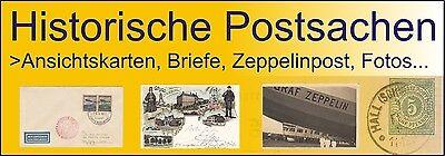 Historische-Postsachen