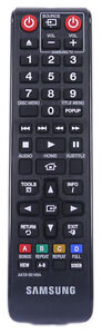 Original Samsung Remote Control for BD-F5100 Blu-ray and DVD Player