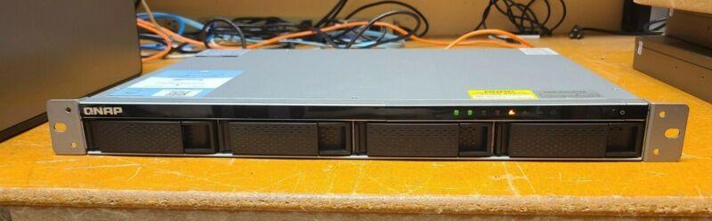 QNAP TS-431XeU - 2G memory - 4-bay NAS - 10GbE Network + 2x3TB HDDs