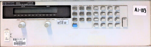 HP 6654A System DC Power Supply