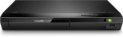 NEW PHILIPS BDP-2385 3D Blu-ray and DVD with Built-in Wi-Fi