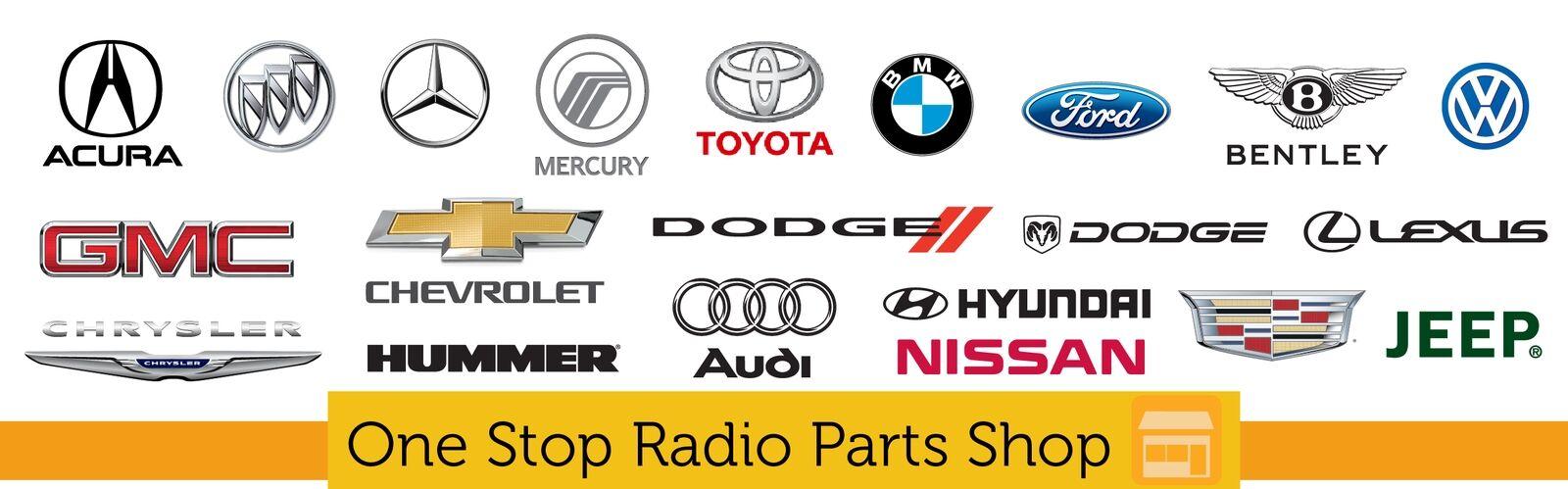 Factory Radio Parts
