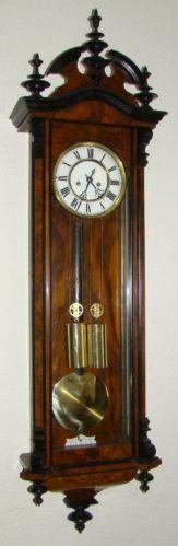 Antique Weight Wall Clock