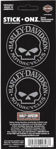 Harley Davidson Car Decals Ebay