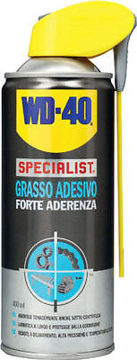 WD40 specialst Spray Grasso Adesivo l FORTE ADERENZA 400 ML