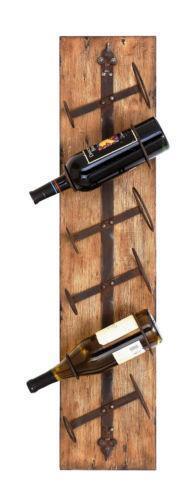 Tall wine rack ebay - Tall corner wine rack ...