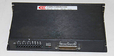 Copley Controls Servo Amplifier 800-590 Philips Nuclear Medicine 5200-3581 Nmr
