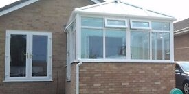 UPVC French doors (Buyer Collects)