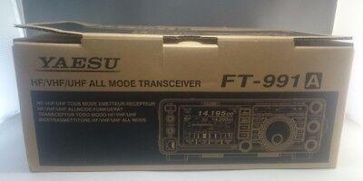 NEW Yaesu FT-991A All-Band Multi Mode Portable Transciever