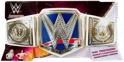 WWE SMACKDOWN WOMENS CHAMPIONSHIP TOY BELT DIVAS BELT