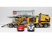 Lego Creator 6753 Highway Transporter