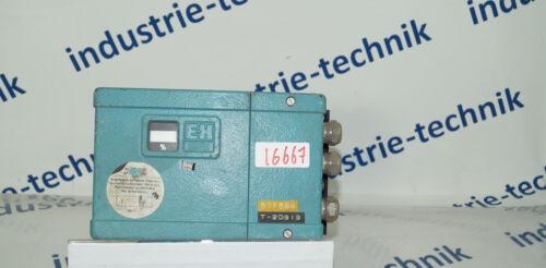 Endress + Hauser Pulsmag V Hi 6530 Ls