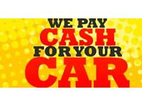 Wanted your old car and scarp cars