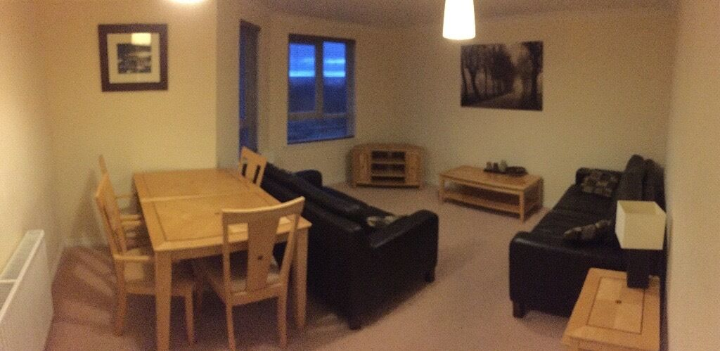 2 Bedroom Flat to Rent in Hamilton ML3 8SS. Fully Furnished £500 PCM
