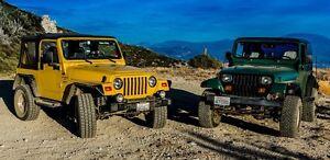 Recherche Jeep CJ YJ TJ