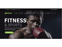 BESPOKE WEBSITE DESIGN/DEVELOPMENT SERVICES + GRAPHICS + SEO