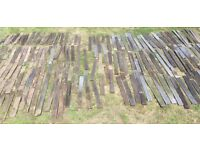 Large quantity of Used Decking Planks Wood Timber nr Brighton